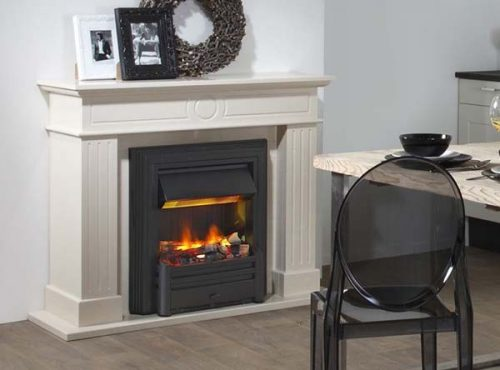 elektri ni vgradni kamini deco kamini. Black Bedroom Furniture Sets. Home Design Ideas